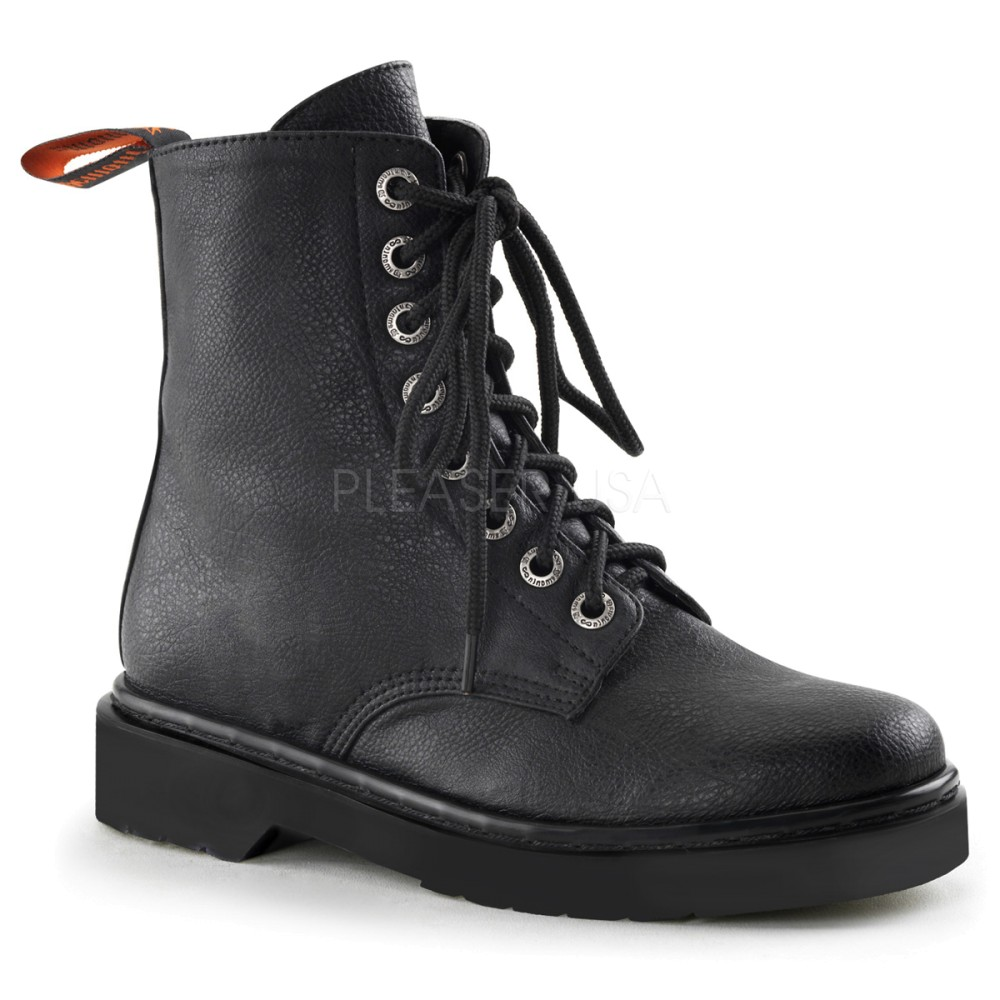 Demonia - Womens RIVAL-100 Vegan Boots