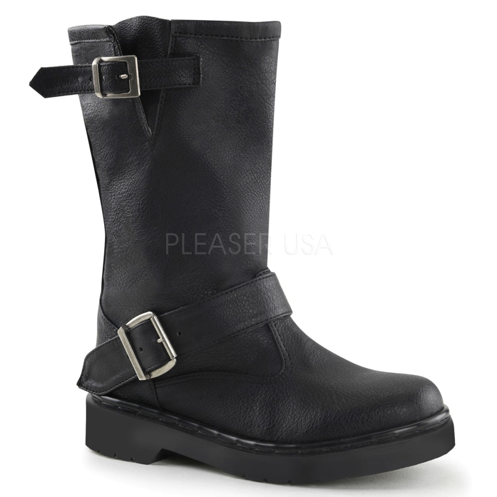 Demonia - Womens RIVAL-302 Vegan Boots