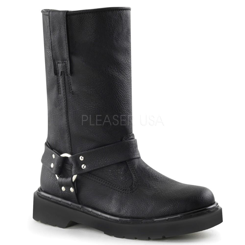 Demonia - Womens RIVAL-303 Vegan Boots