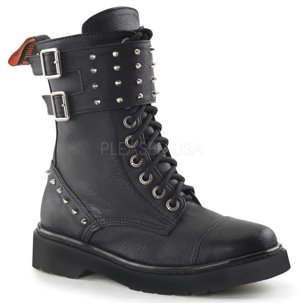 Demonia - Womens RIVAL-309 Vegan Boots