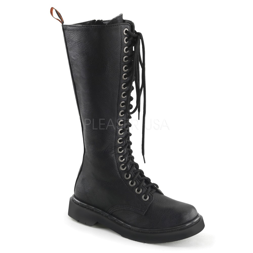 Demonia - Womens RIVAL-400 Vegan Boots