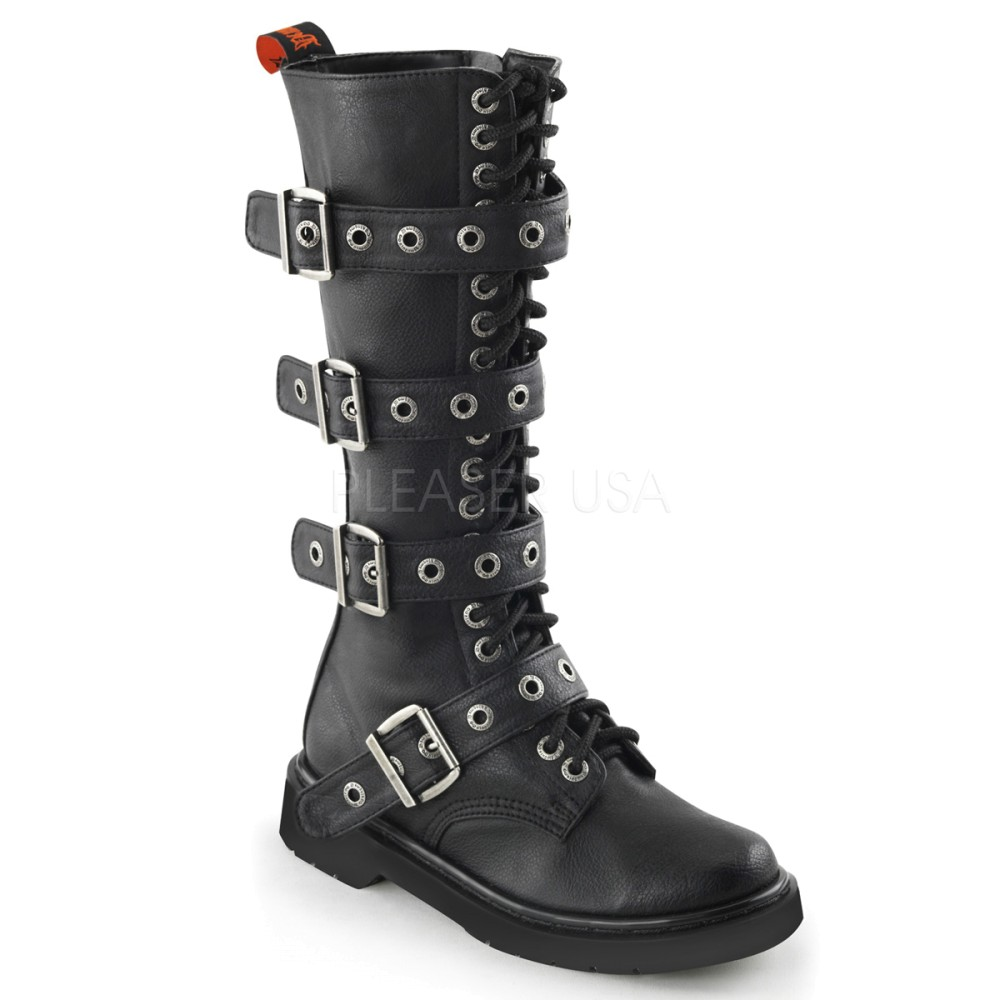 Demonia - Womens RIVAL-404 Vegan Boots