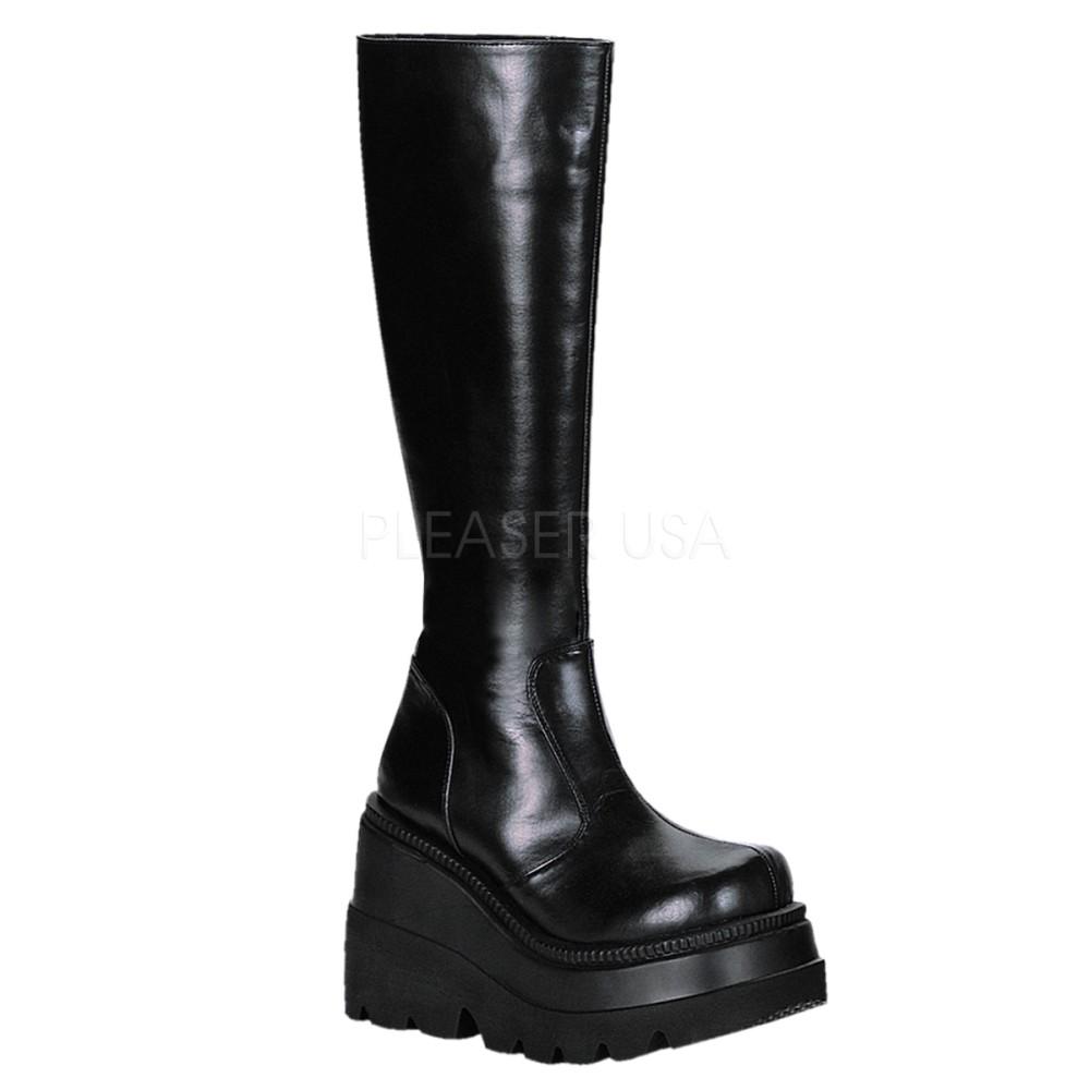 Demonia - Womens SHAKER-100 Vegan Boots
