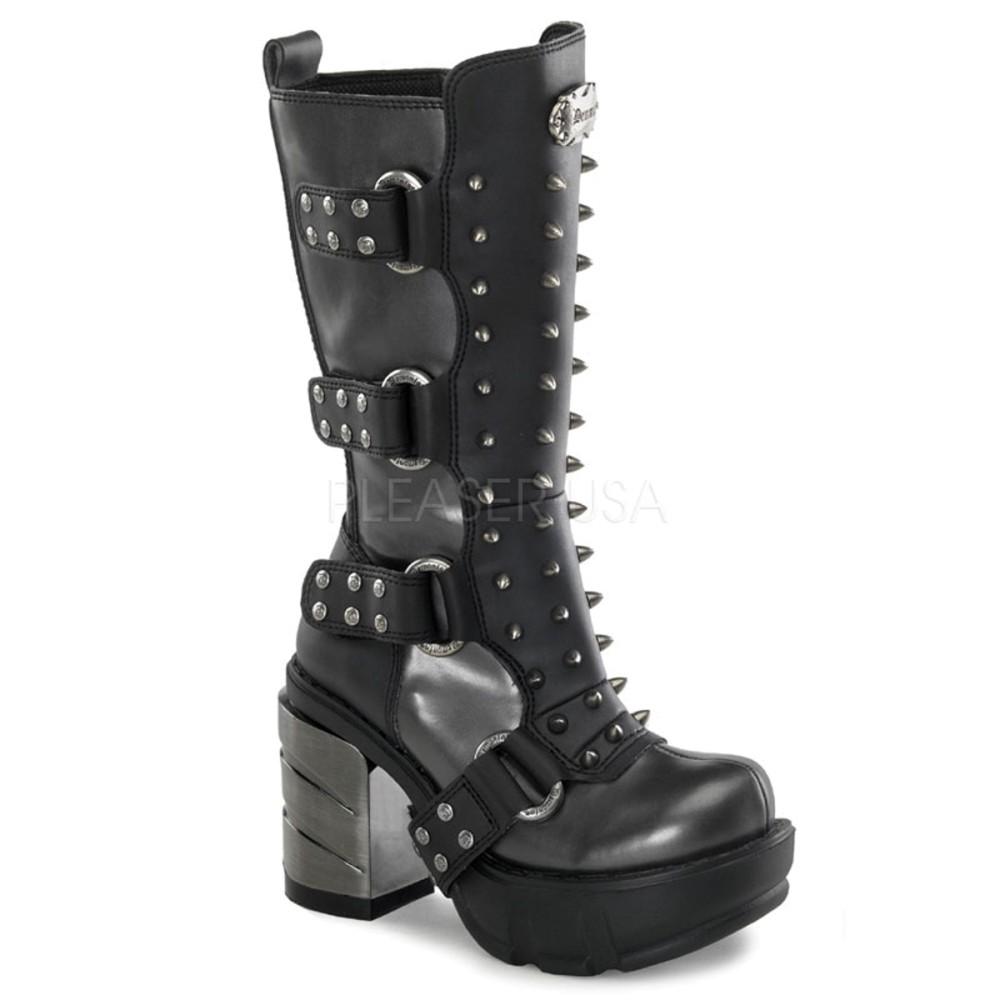 Demonia - Womens SINISTER-202 Vegan Boots