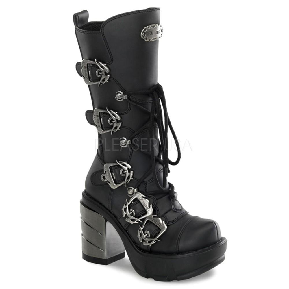 Demonia - Womens SINISTER-203 Vegan Boots