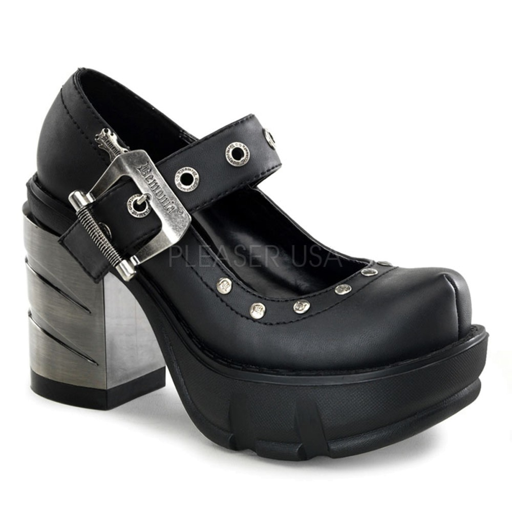 Demonia - Womens SINISTER-59 Platform Sandals & Shoes