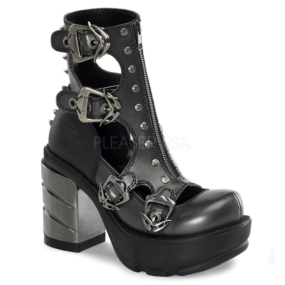 Demonia - Womens SINISTER-61 Vegan Boots