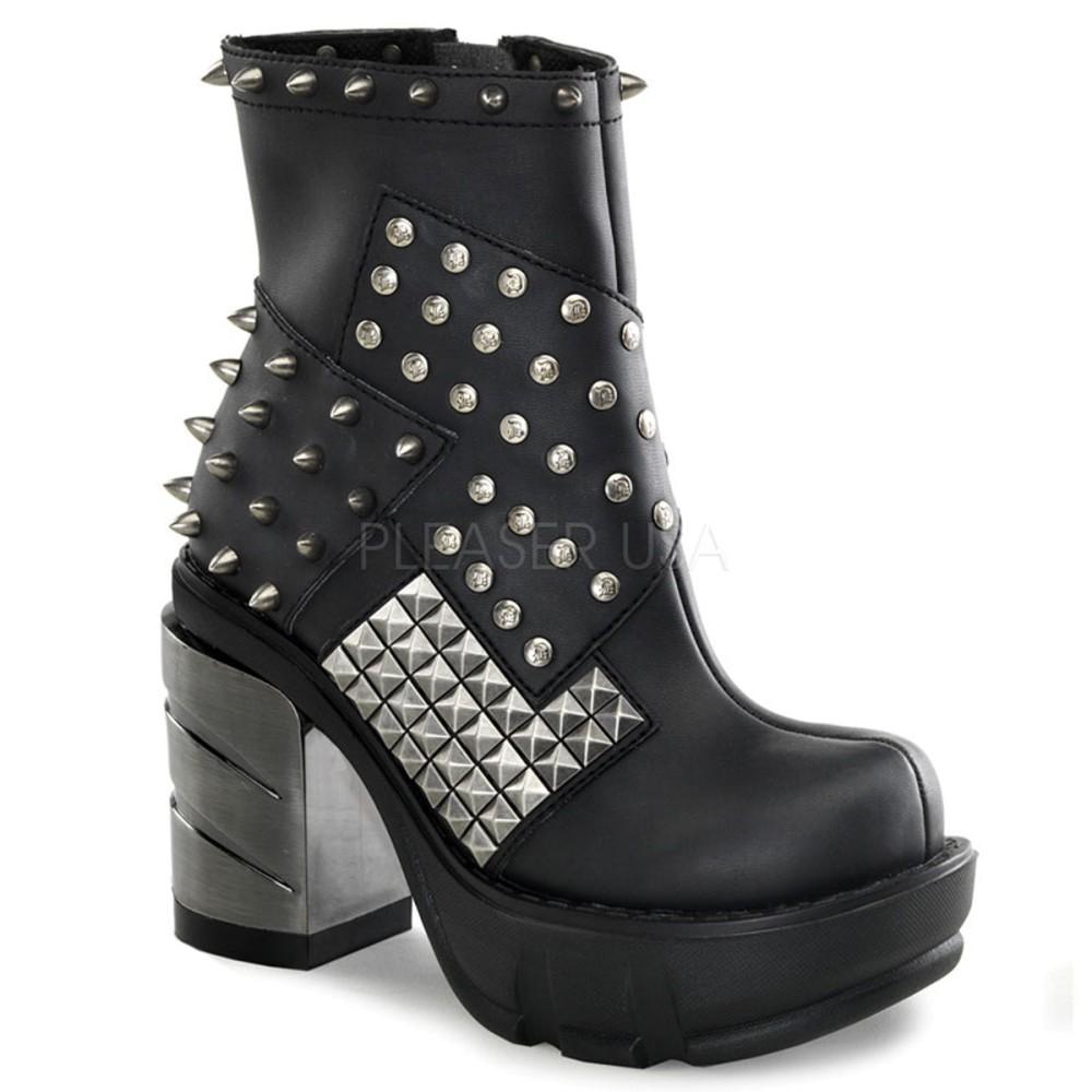 Demonia - Womens SINISTER-64 Vegan Boots