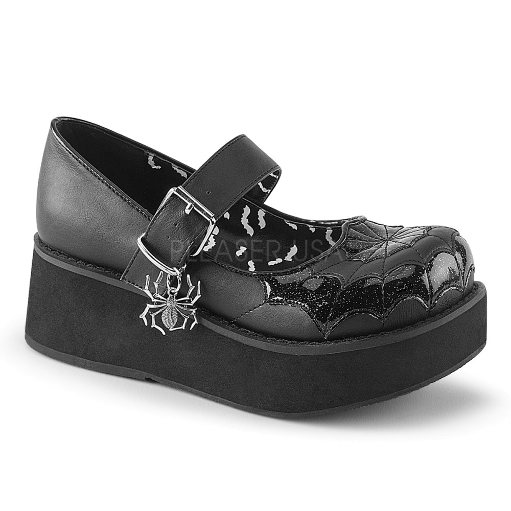 Demonia - Womens SPRITE-05 Platform Sandals & Shoes
