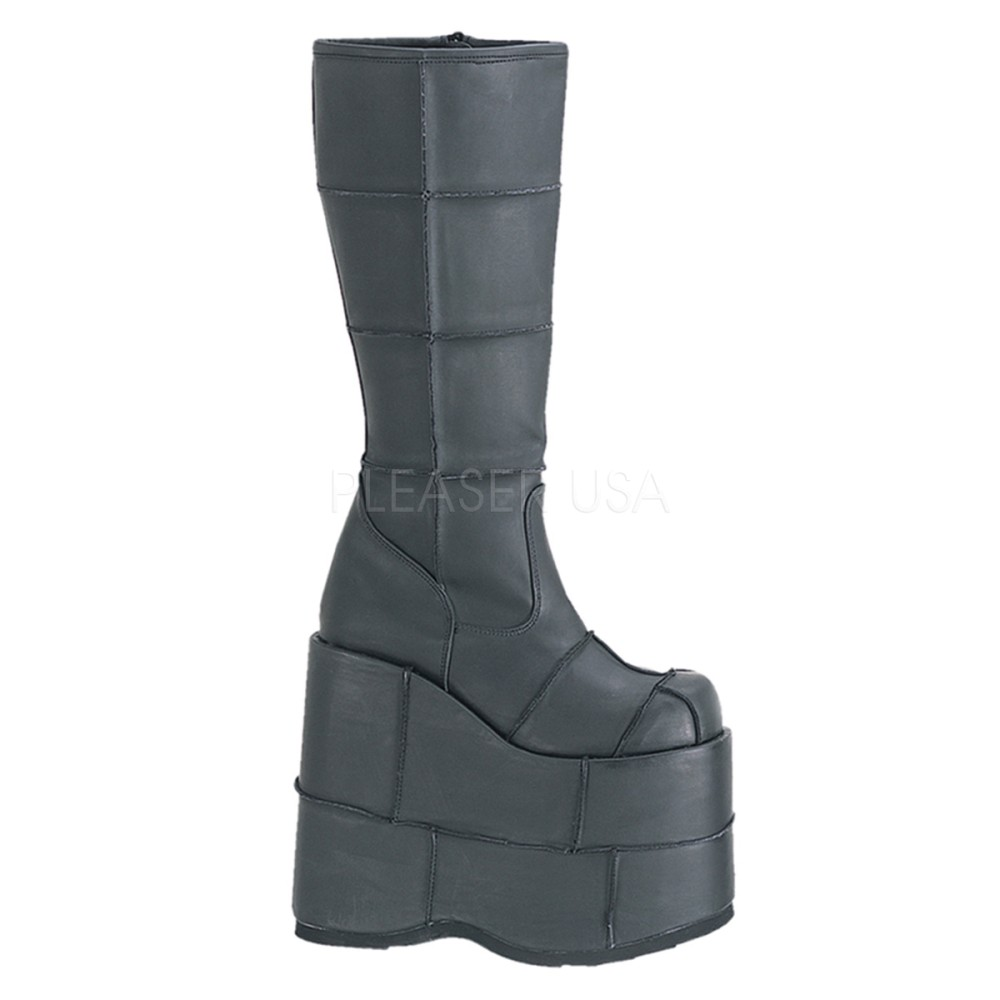 Demonia - Mens STACK-301 Vegan Boots