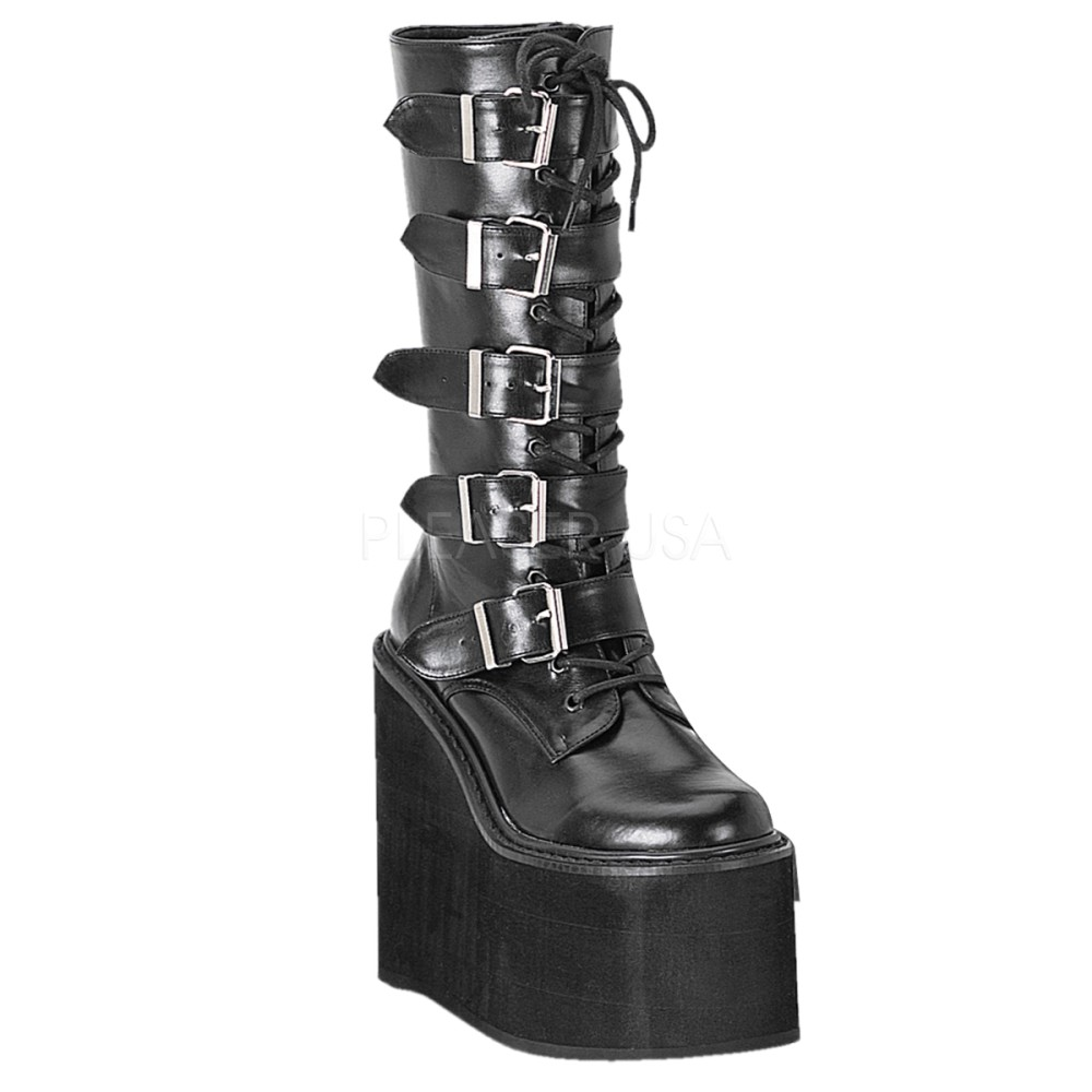 Demonia - Womens SWING-220 Vegan Boots