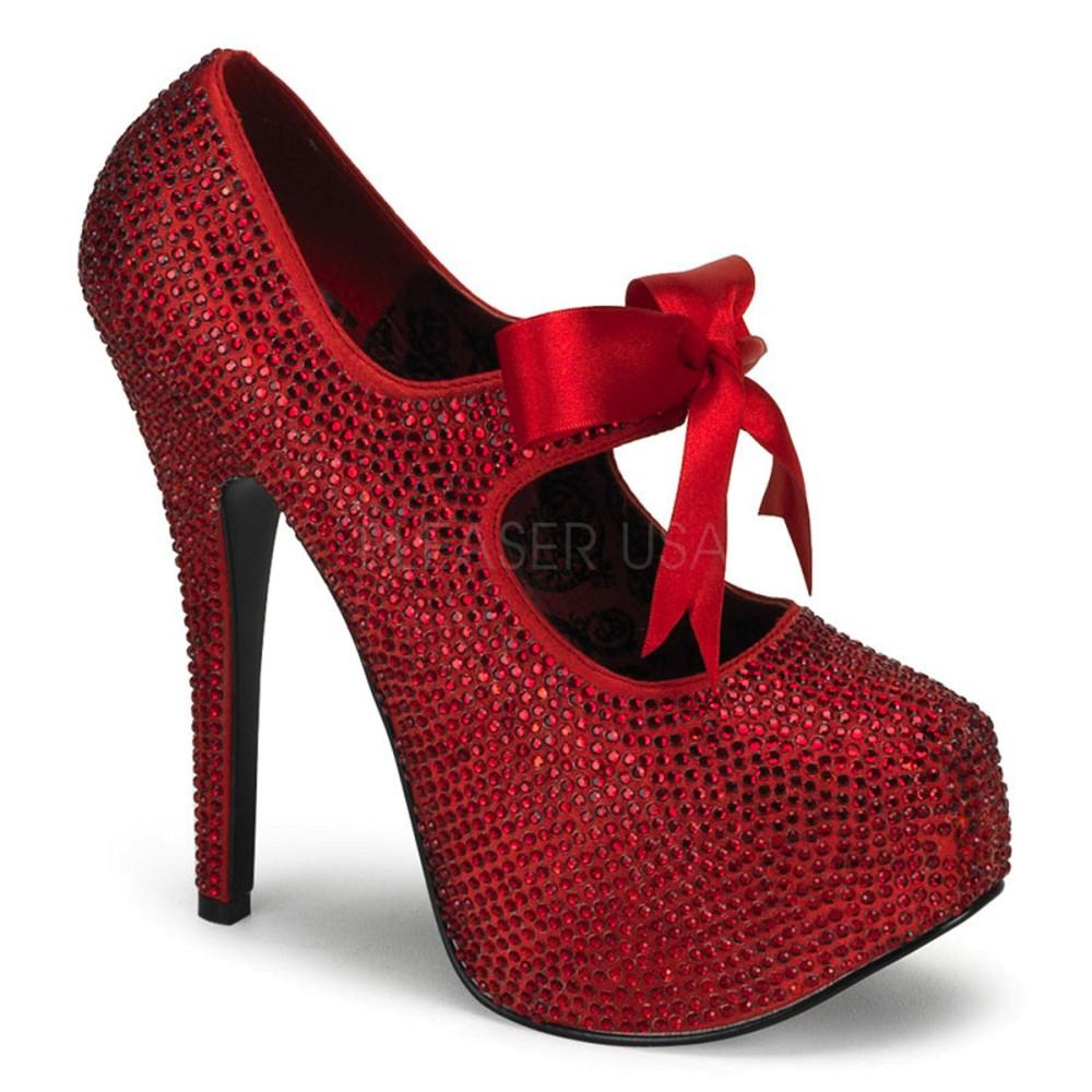 Bordello - Womens TEEZE-04R Shoes