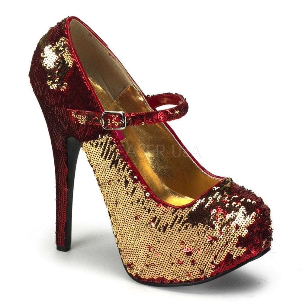 Bordello - Womens TEEZE-07SQ Shoes