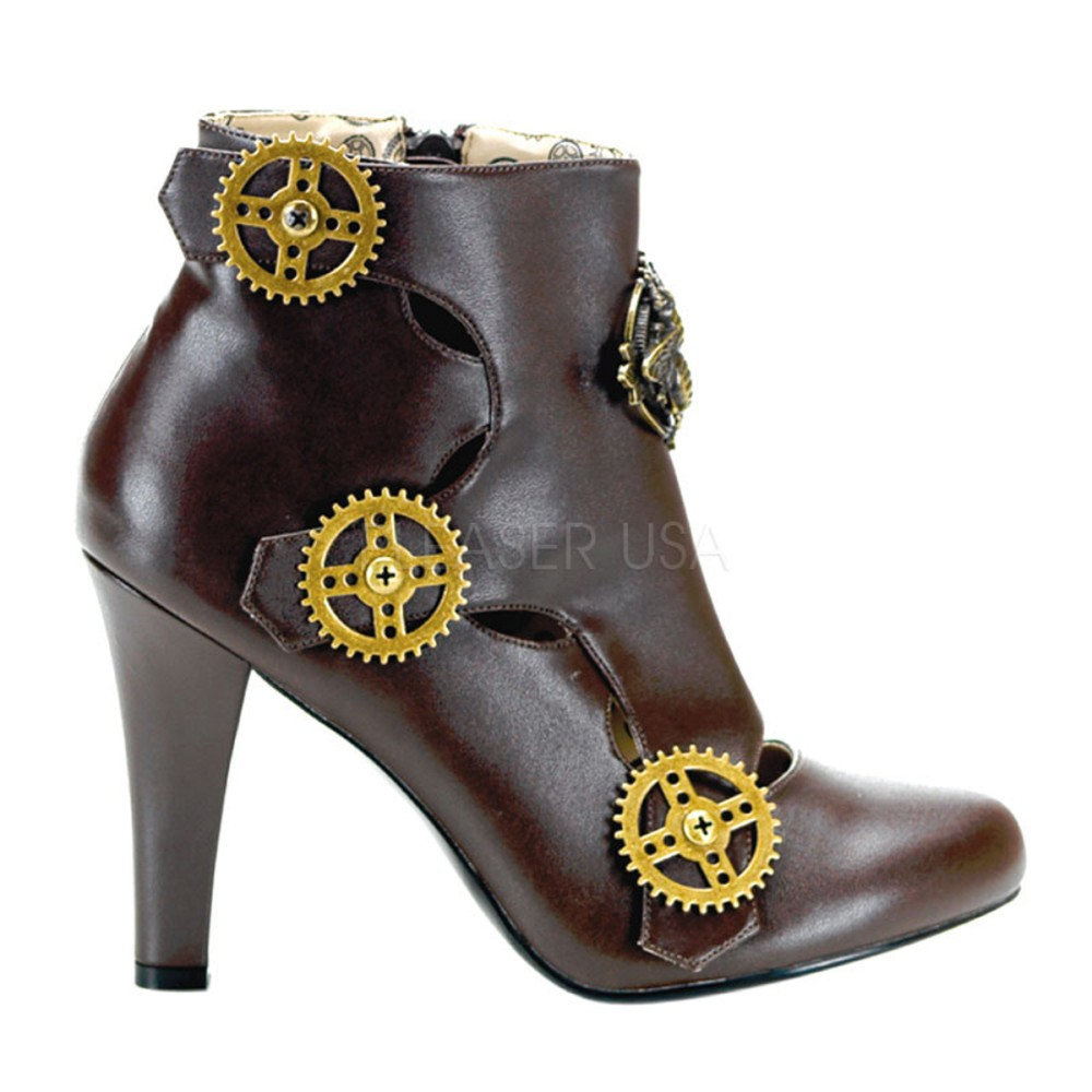 Demonia - Womens TESLA-12 SteamPunk