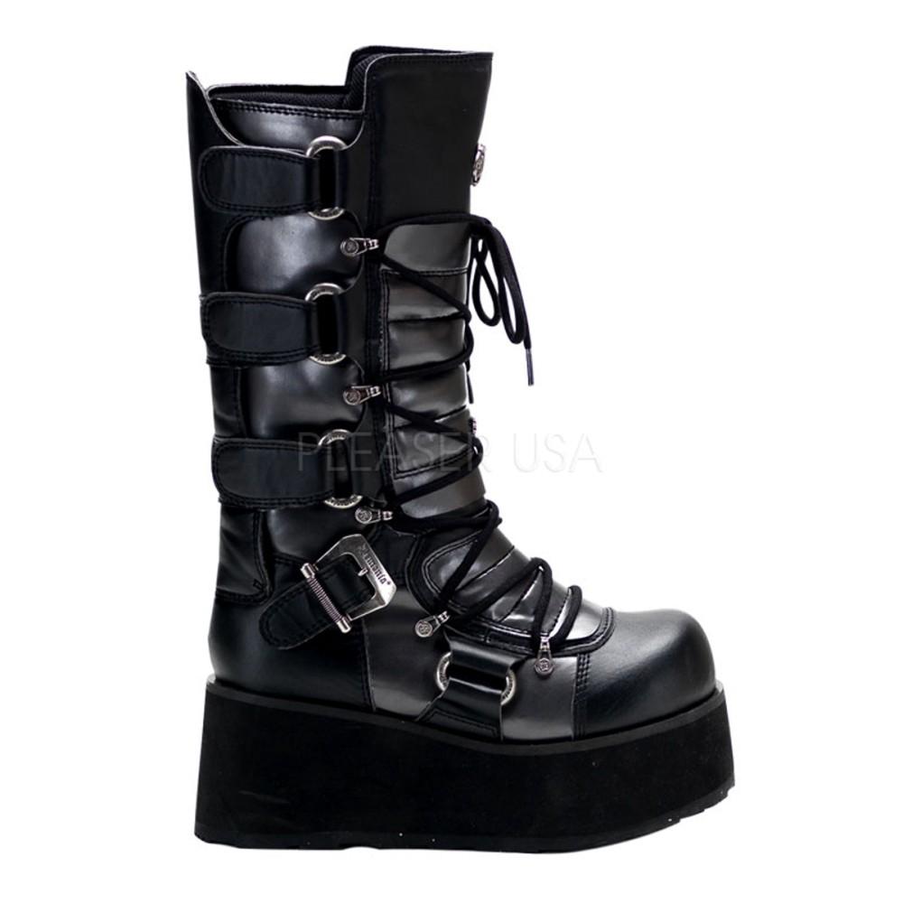 Demonia - Mens TRASHVILLE-519 Vegan Boots