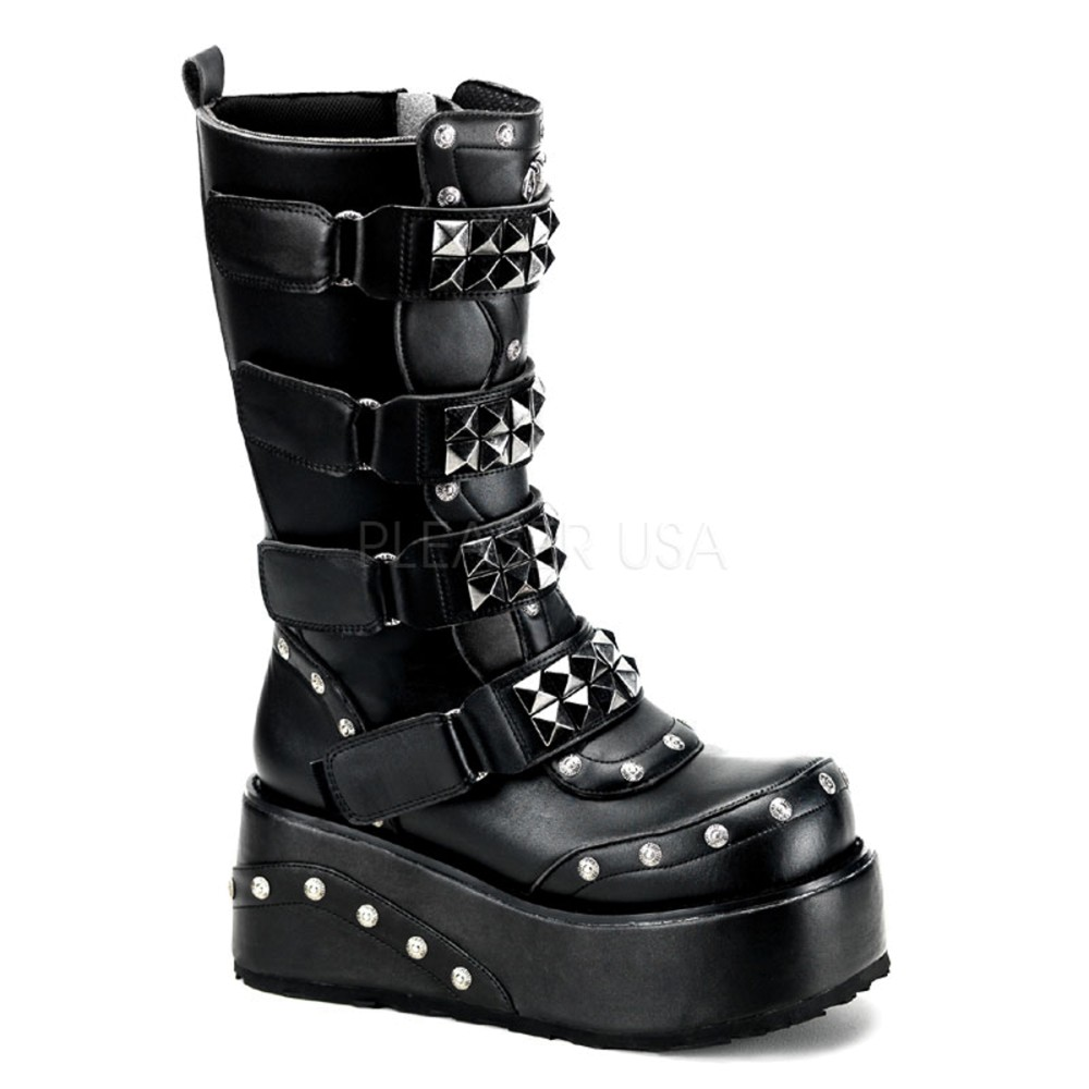 Demonia - Mens TRUCK-200 Vegan Boots