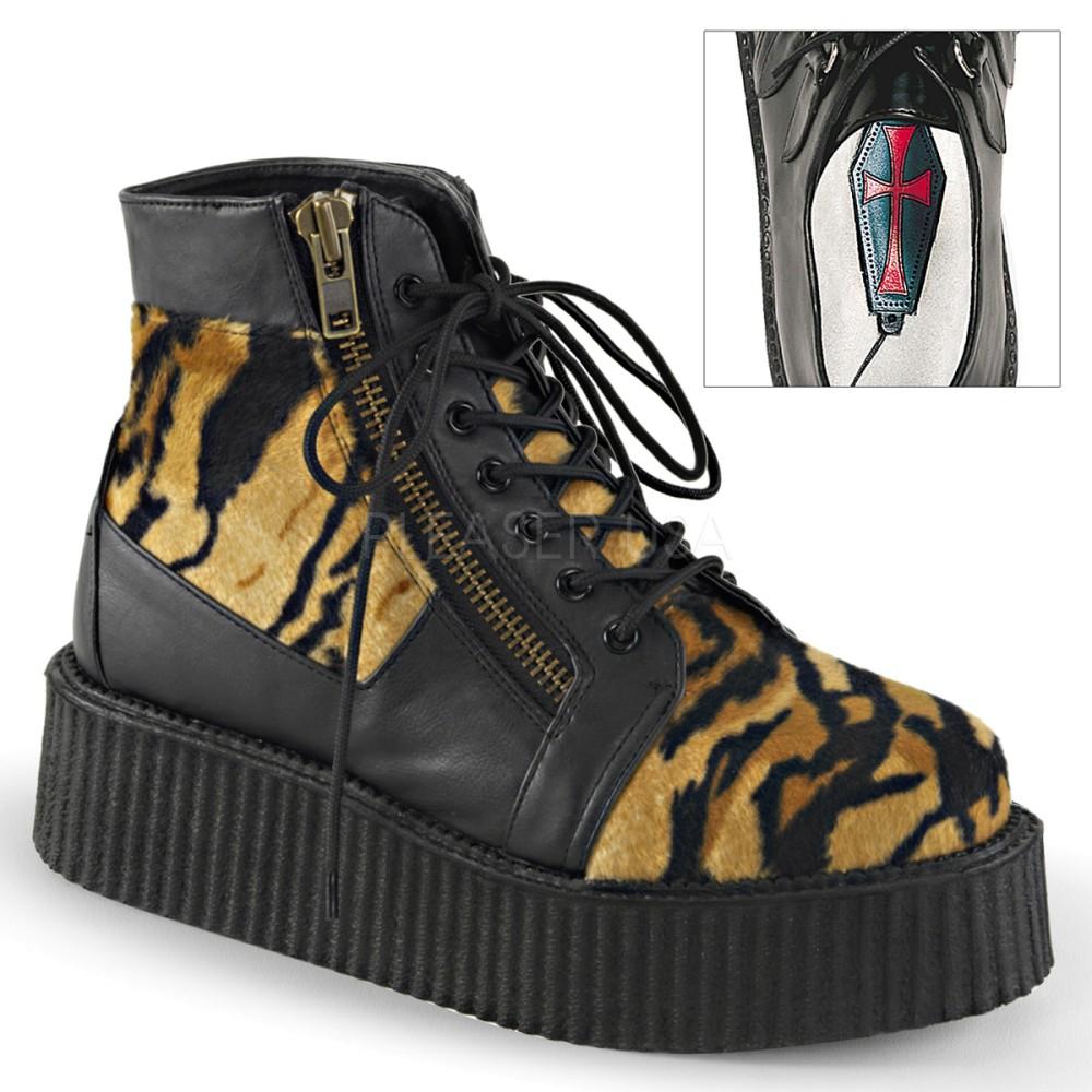 Demonia - Mens V-CREEPER-571 Vegan Boots