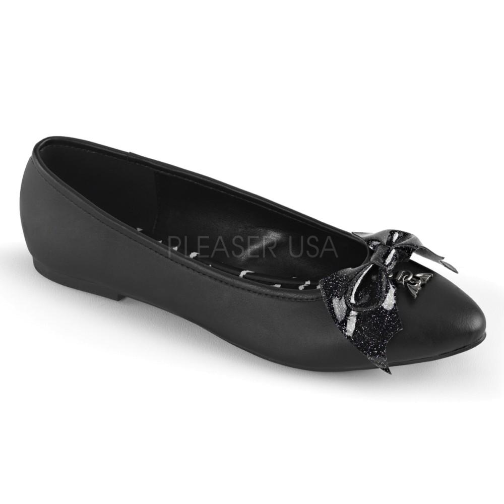 Demonia - Womens VAIL-01 Flats
