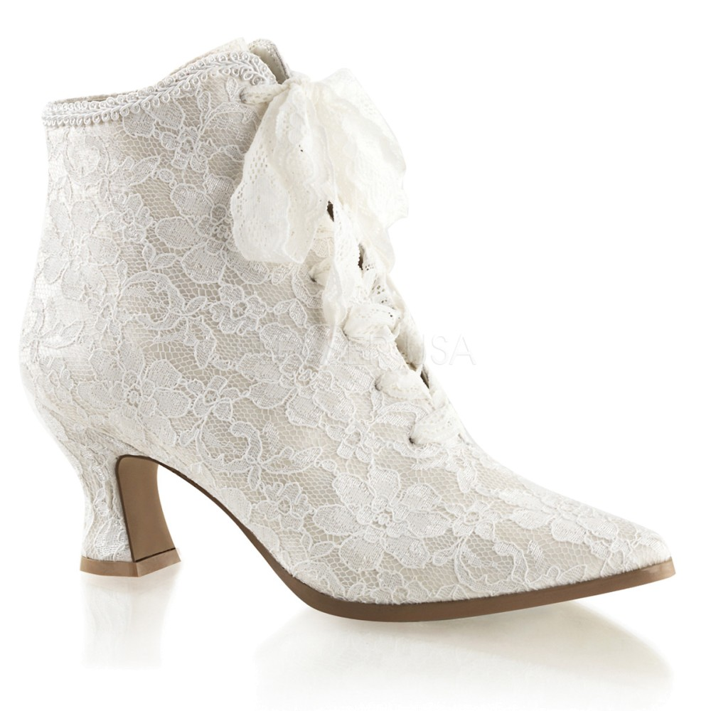 Fabulicious - Womens VICTORIAN-30 Boots