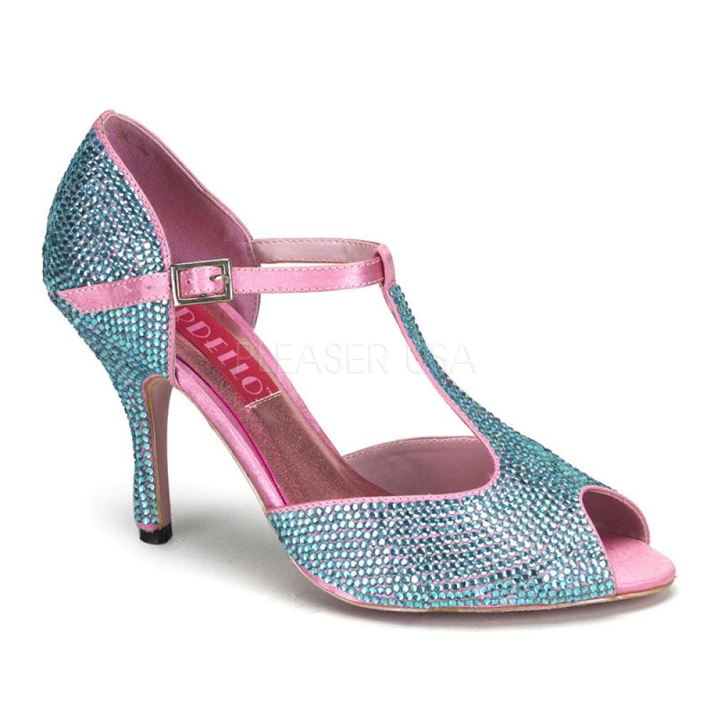 Bordello - Womens VIOLETTE-01R Shoes