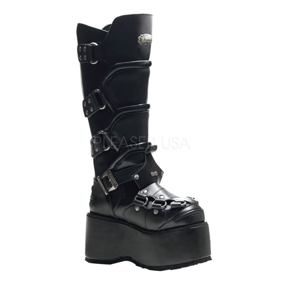 Demonia - Mens WICKED-732 Vegan Boots