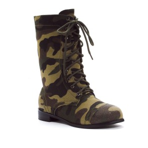 Ellie - Childrens 101-bootcamp Boots