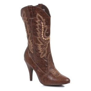 Ellie - Womens 418-cowgirl Boots