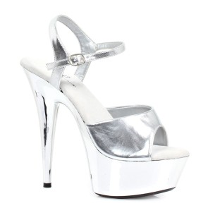 Ellie - Womens 609-chrome Heels