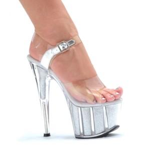 Ellie - Womens 709-glitter Platforms