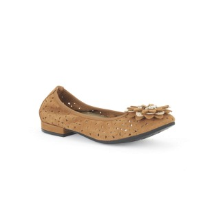 David Tate - Womens Heart Flats