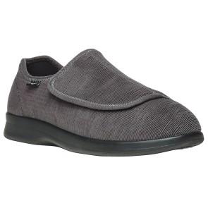 Propet - Mens Cush N Foot Textile Flats