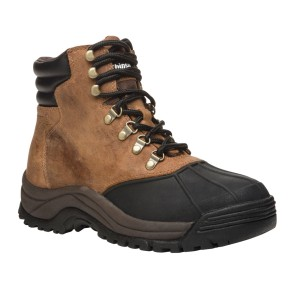 Propet - Mens Blizzard Mid Lace Leather Boots