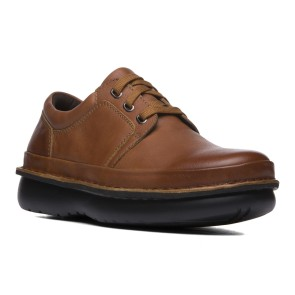 Propet - Mens Villager Leather Oxfords