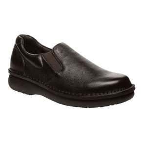 Propet - Mens Galway Leather Flats