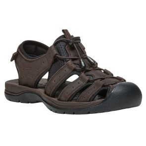 Propet - Mens Kona Leather/neoprene Sandals