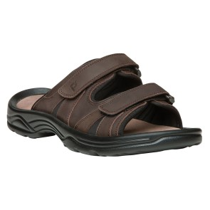 Propet - Mens Vero Leather Sandals