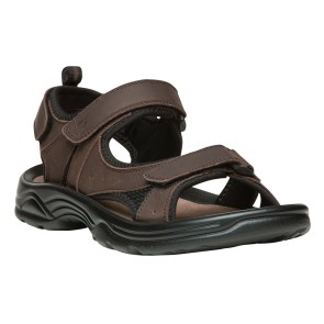 Propet - Mens Daytona Leather Sandals