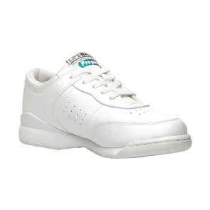 Propet - Womens Life Walker Leather Sneakers