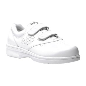 Propet - Womens Vista Strap Leather Sneakers