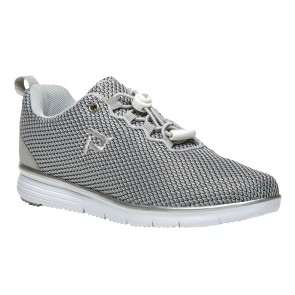 Propet - Womens Travelfit Prestige Textile Sneakers
