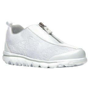 Propet - Womens Travelactiv Zip Textile/synthetic Shoes