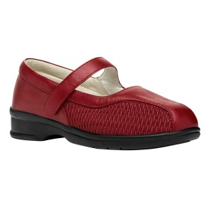 Propet - Womens Erika Leather Flats