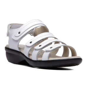 Propet - Womens Aurora Leather Sandals
