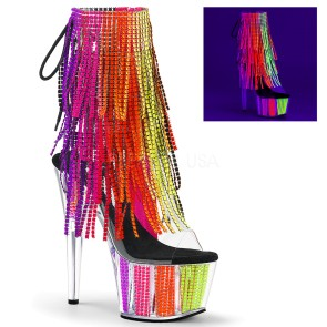 Pleaser - Womens ADORE-1017SRS Platforms (Exotic Dancing)