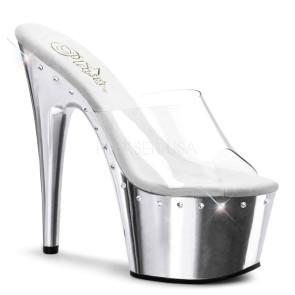 Pleaser - Womens ADORE-701LS Platforms (Exotic Dancing)