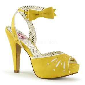 Pin Up Couture - Womens BETTIE-01 Platforms