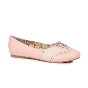 Bettie Page - Womens Bp100-halle Flats