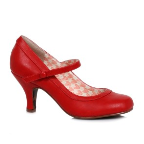 Bettie Page - Womens Bp320-bettie Pumps