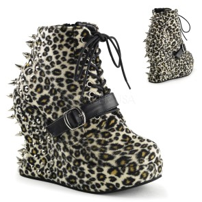 Demonia - Womens BRAVO-23 Vegan Boots