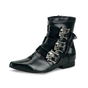 Demonia - Womens BROGUE-06 Vegan Boots